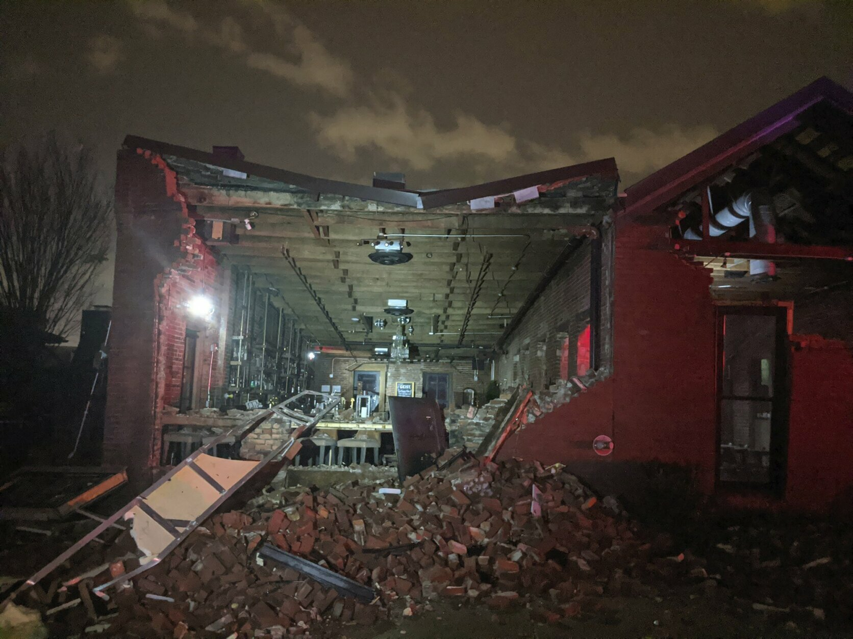 Death Toll From Tennessee Tornadoes Climbs To At Least 24 Wtop
