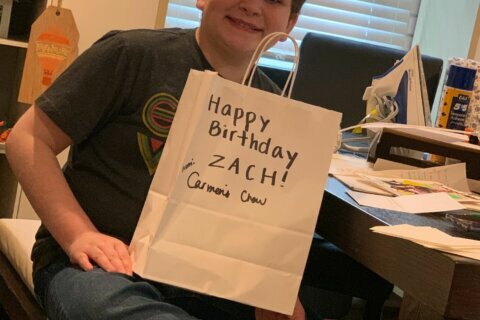 'It's the little things': Md. mom organizes special birthday parade for son during coronavirus closures