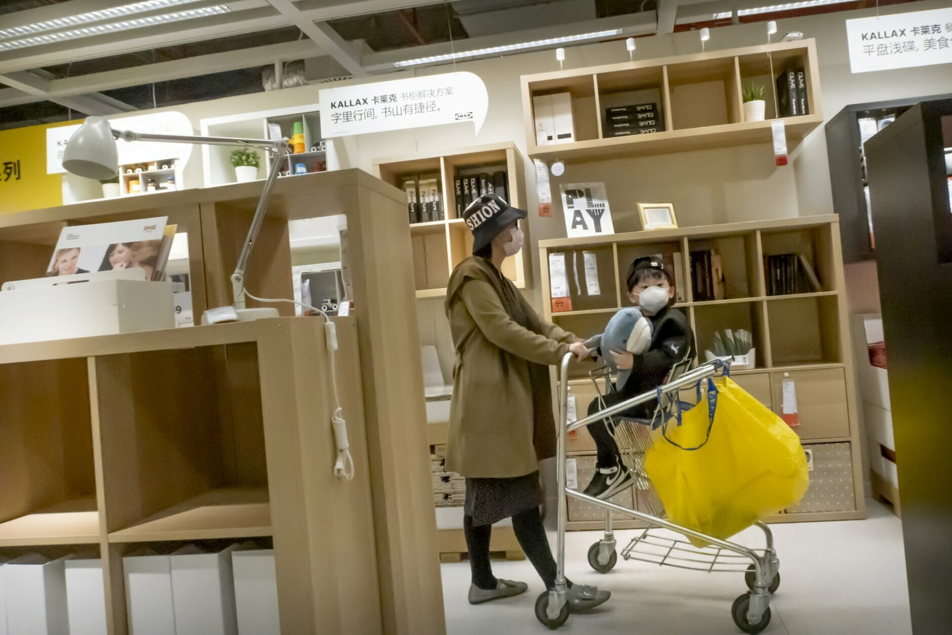 Placard En Kit Ikea as virus spreads, growing need for hospital beds, supplies