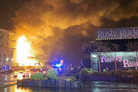 Man in jail for Md. arson cases charged with torching popular Del. beach restaurant last year