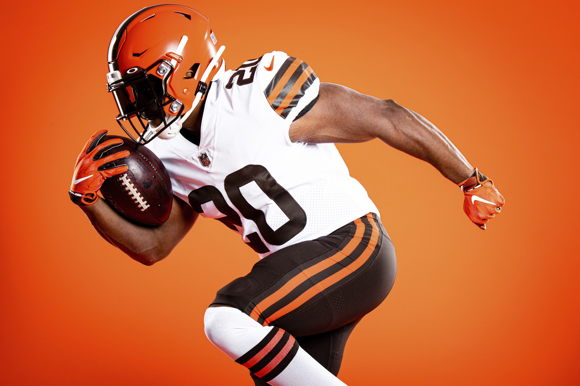 What might Cleveland Browns uniforms look like in 2020