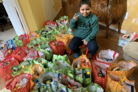 Maryland boy spends savings to make care packages for seniors staying home