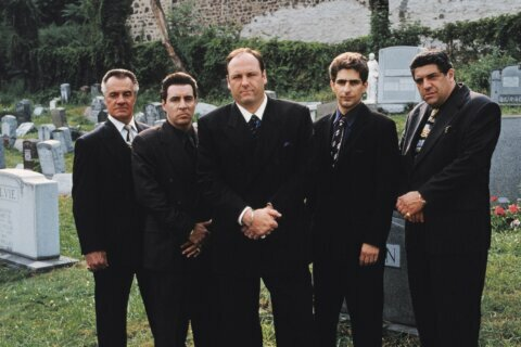 Michael Imperioli dishes on new podcast 'Talking Sopranos' for HBO watch-along