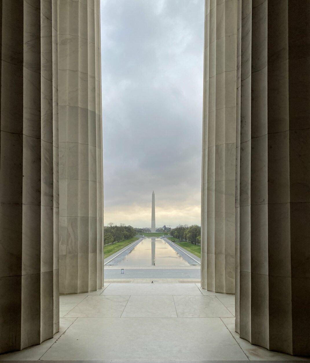 PHOTOS: 'Washington Alone' Documents DC Sites During The