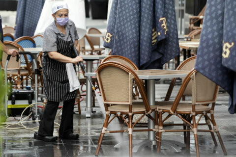 Colder months, lack of funding raise concerns about how restaurant industry will fare this winter