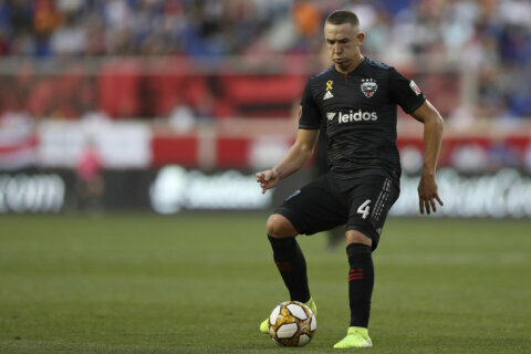 DC United players will soon be able to return to practice — with some restrictions