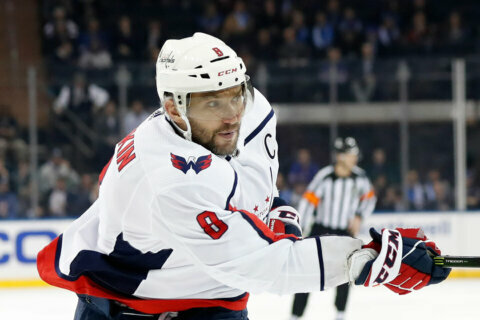 Capitals road to the Stanley Cup starts today