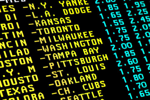 Sports betting arrives in DC, headlining MMA fights, German soccer league
