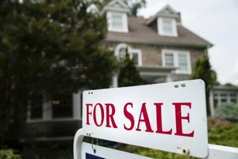 DC-area home prices could fall next year