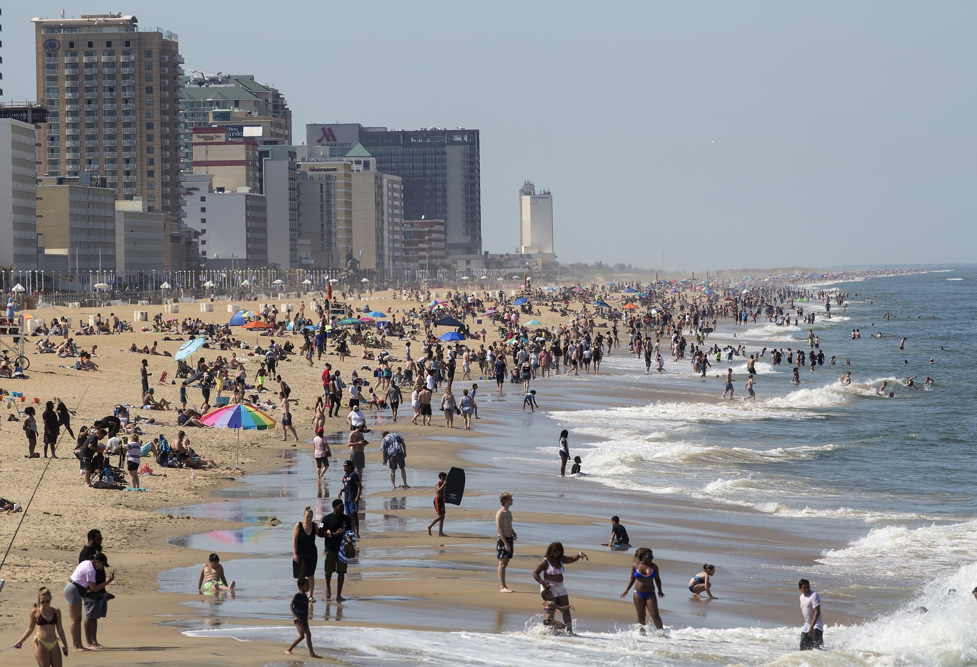 Virginia Beach To Reopen For Recreation