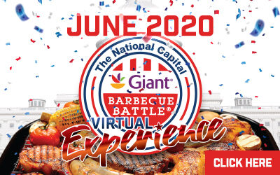 The Giant National Capital BBQ Battle is going virtual!