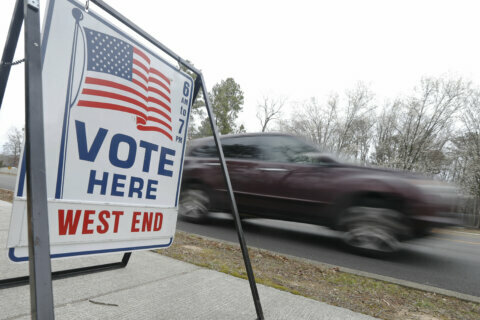 Deadline approaches for in-person absentee voting in Va.