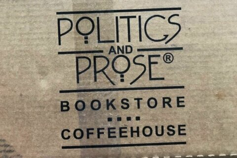 Politics and Prose provides comfort with the help of books