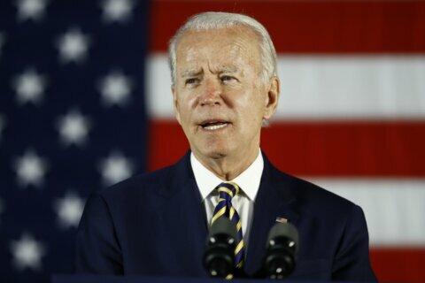 Joe Biden to speak at virtual convention held by Va. Democrats