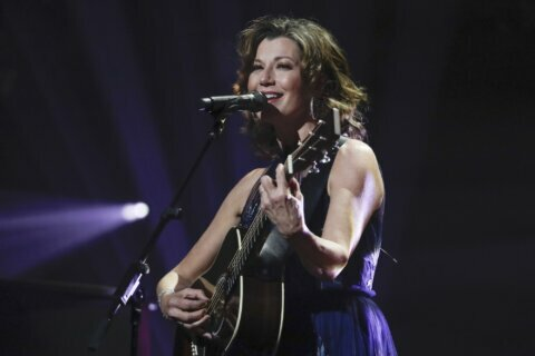 Amy Grant hails gospel documentary 'The Jesus Music' en route to The Birchmere