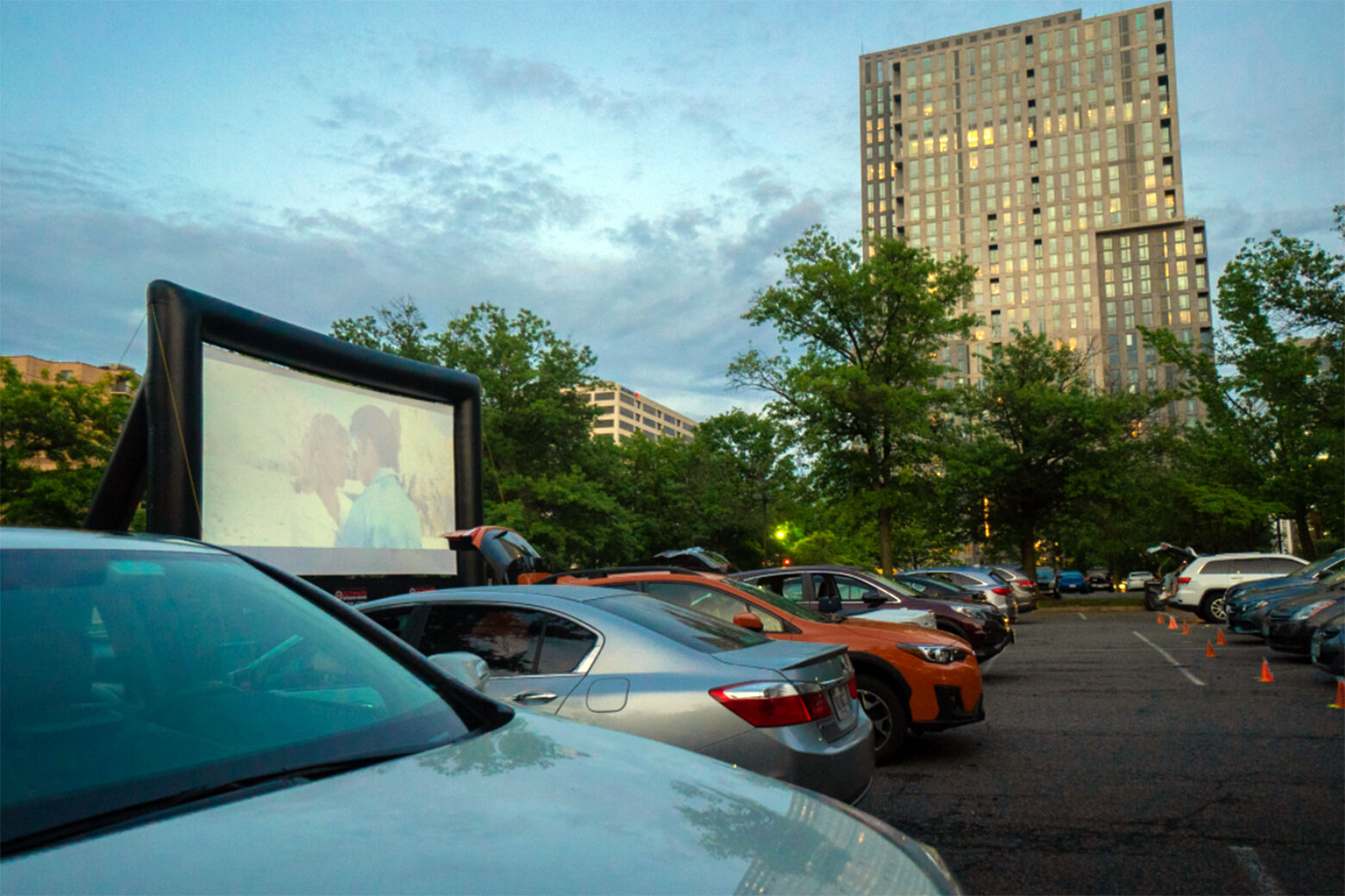 Tysons Gets A Pop Up Drive In Theater Westlake Legal Group