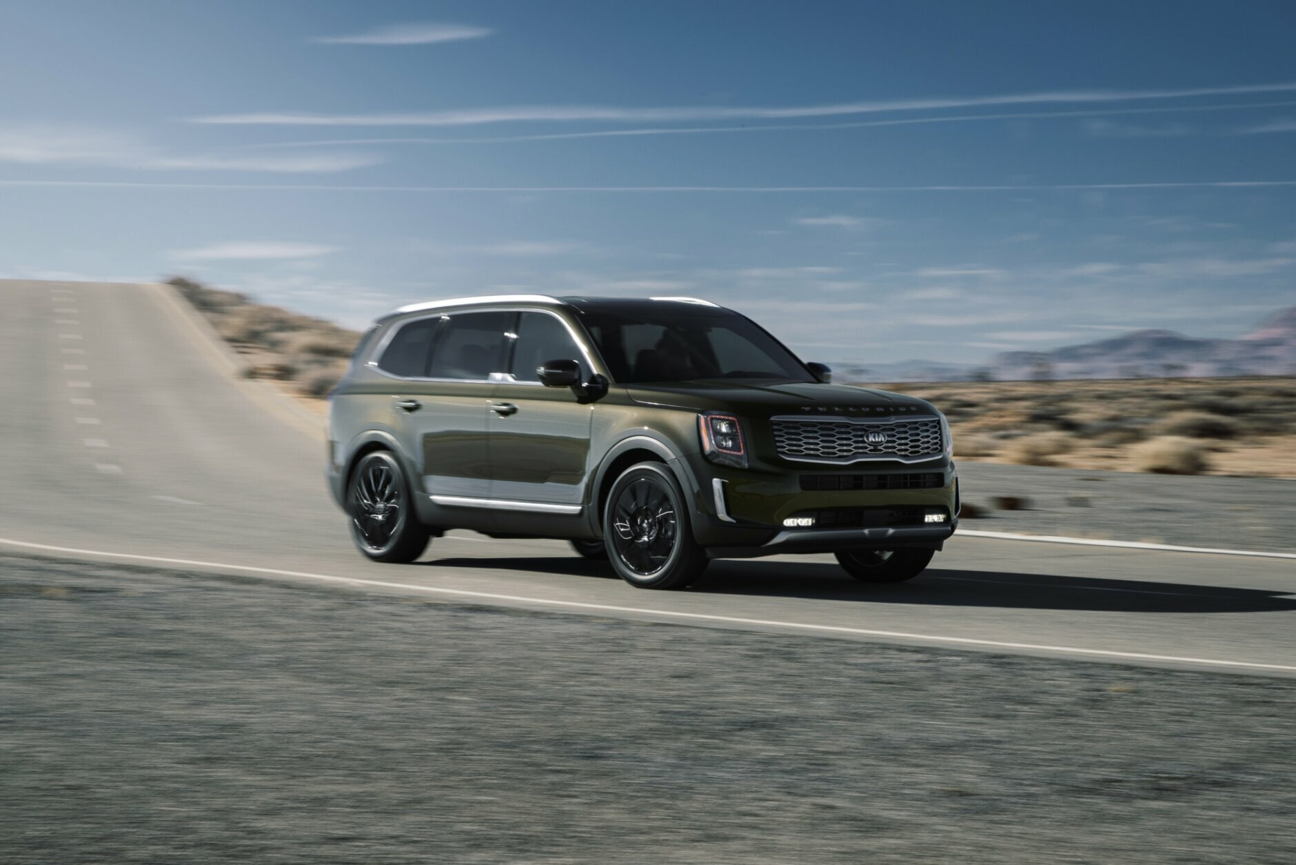 Edmunds Compares 2020 Kia Telluride And Toyota Highlander Wtop