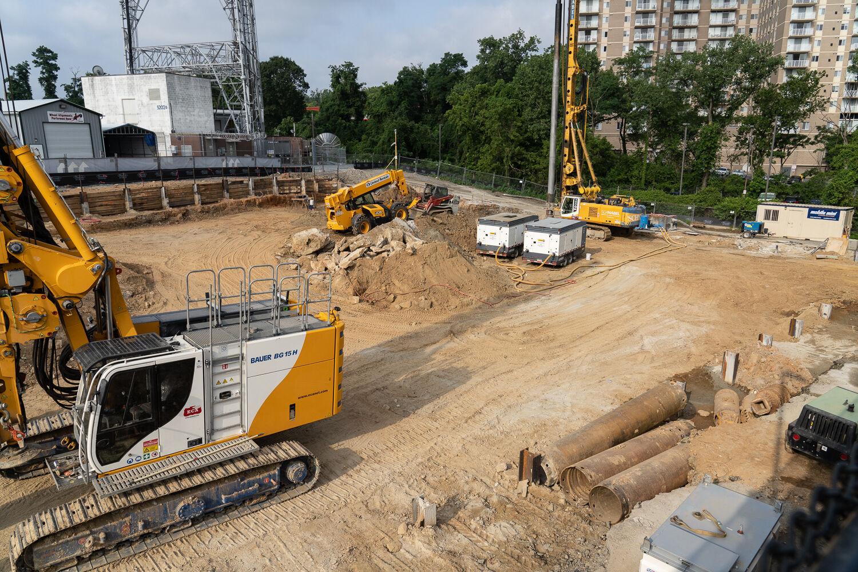 Call to halt Bethesda construction atop historic African...
