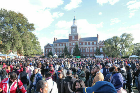 Howard University reveals dates for in-person homecoming game, events