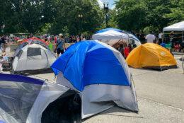 occupy h street