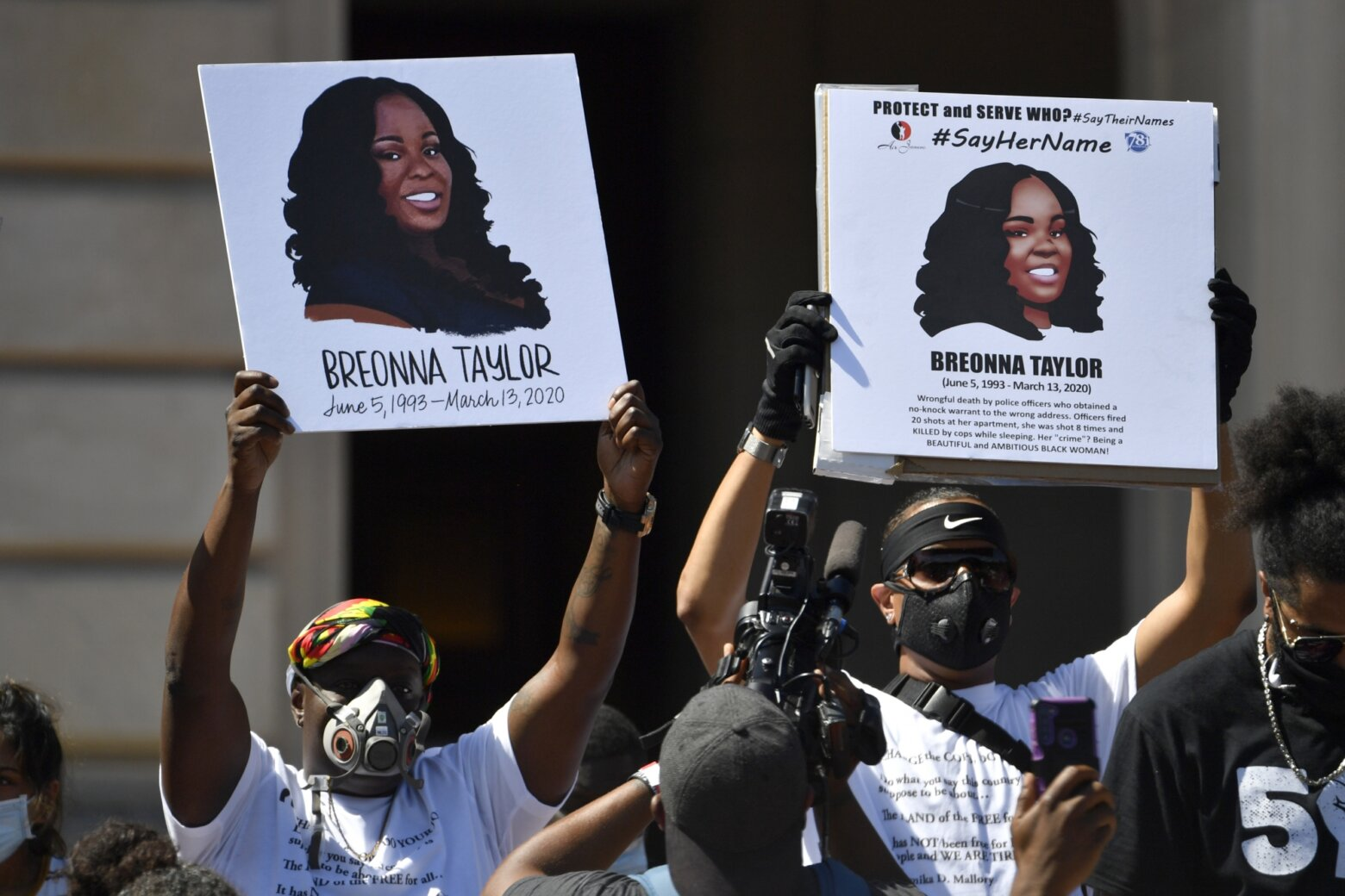 Large mural of Breonna Taylor will be painted in Annapolis   WTOP