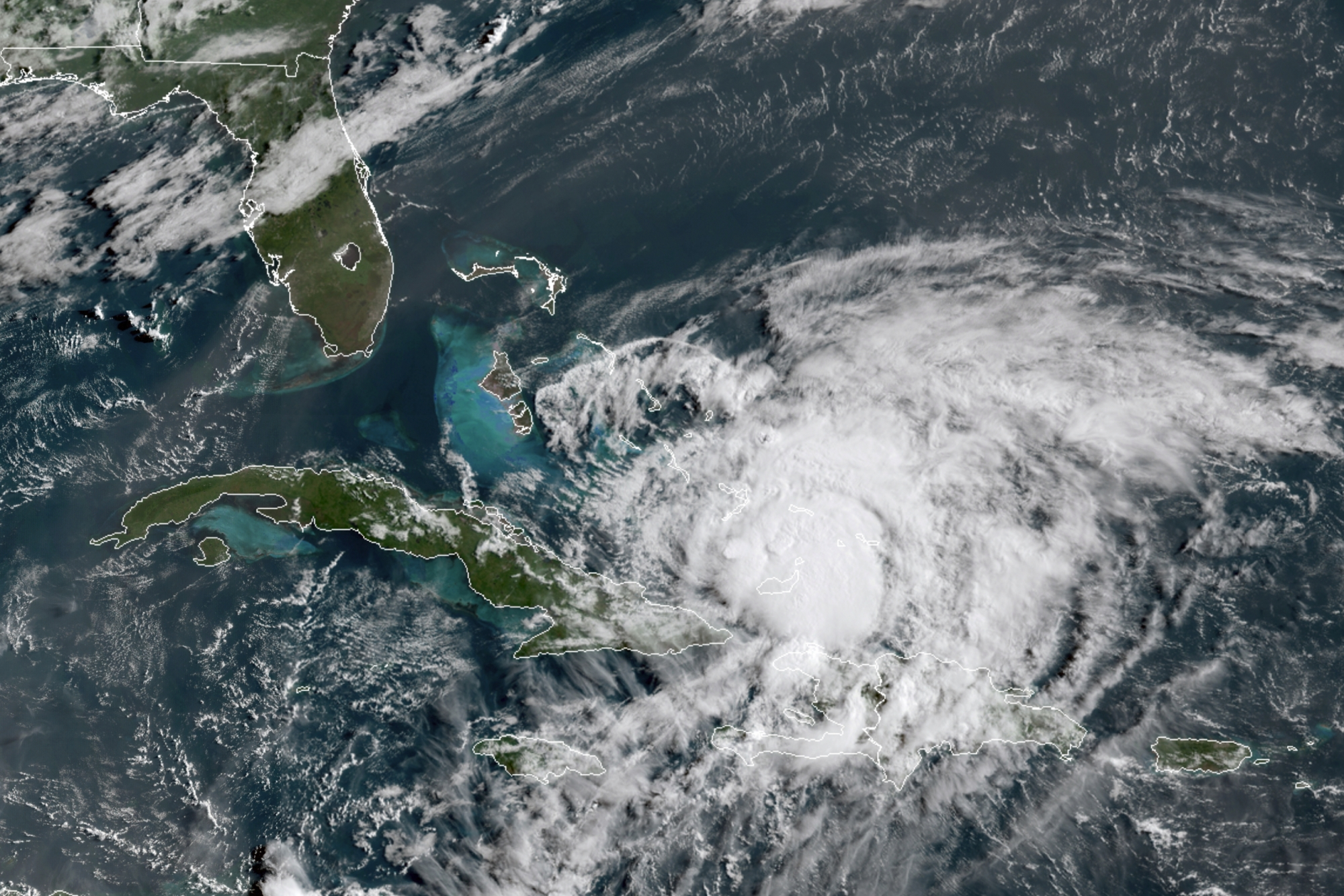 Virginia, DC prep for possible impacts from Hurricane...