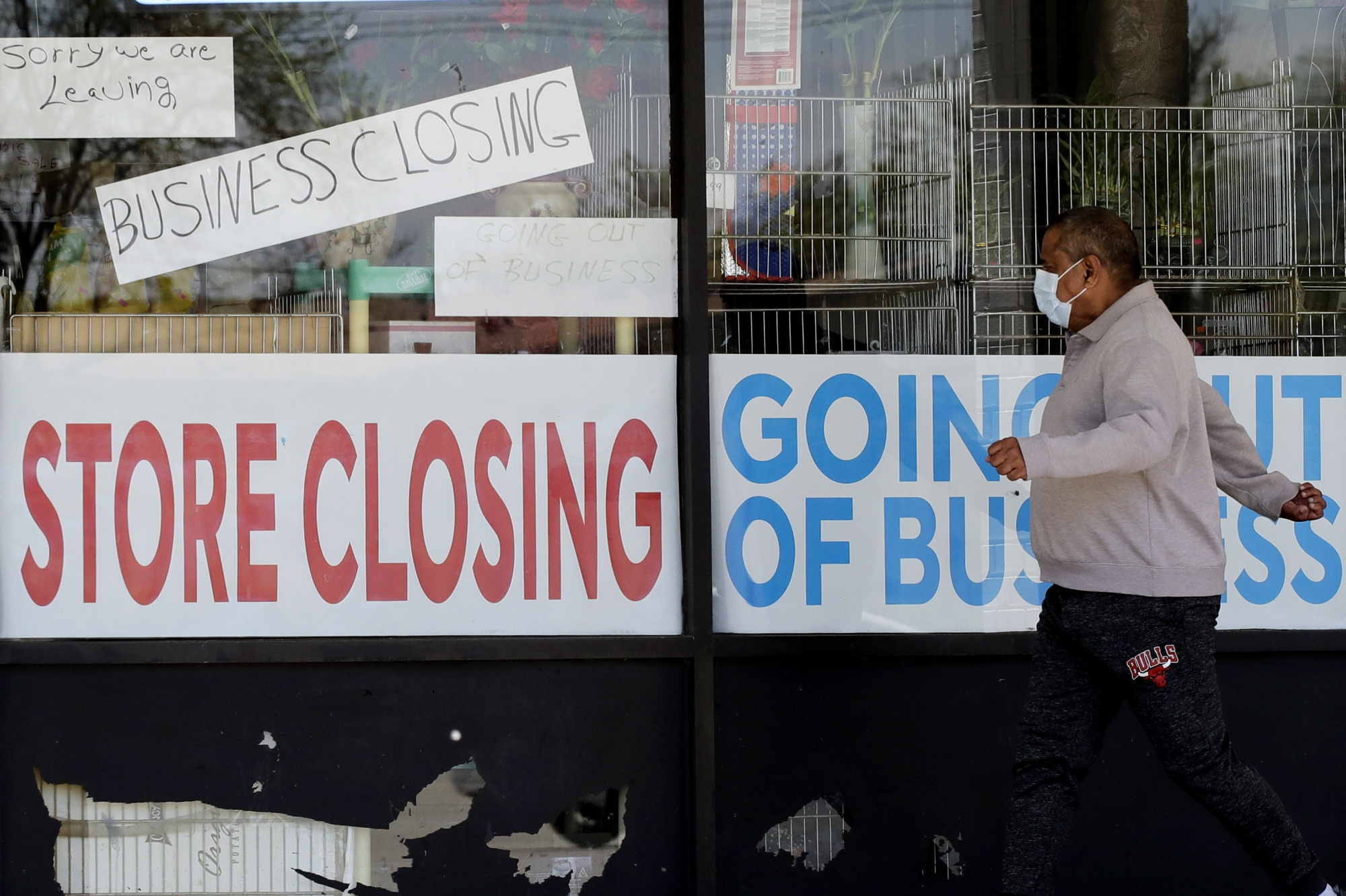 Extra Unemployment Aid Expires As Virus Threatens New States Wtop