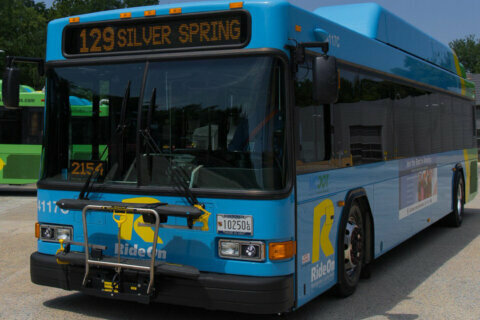 Montgomery Co. to create app with real-time bus information