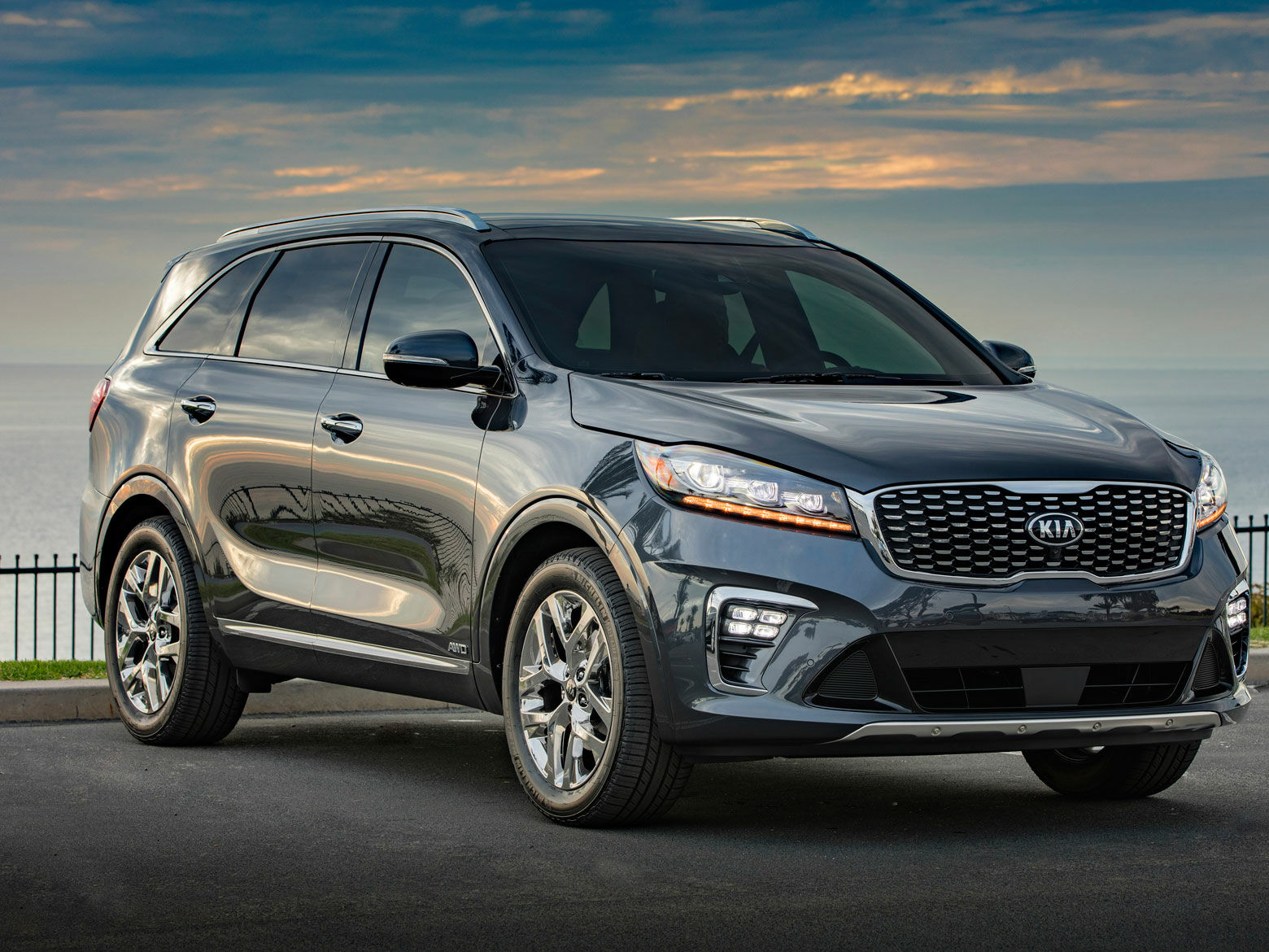 <p>Kia is also offering up to $6,000 cash back on the 2020 Sorento.</p>