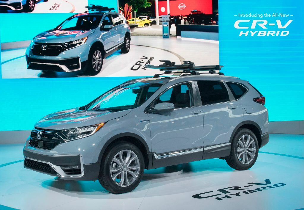 <p>According to U.S. News and World Report, the 2020 Honda CR-V can be leased for $310 per month for 36 months with no money due at signing and no first month&#8217;s payment.</p>