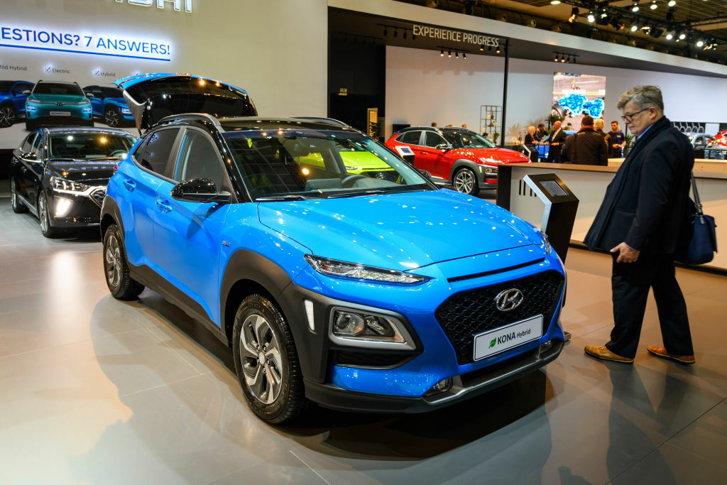 <p>The Hyundai Kona is available for lease at $139 per month for 36 months with $3,339 due at signing, according to U.S. News and World Report&#8217;s ranking of best Labor Day car deals.</p>