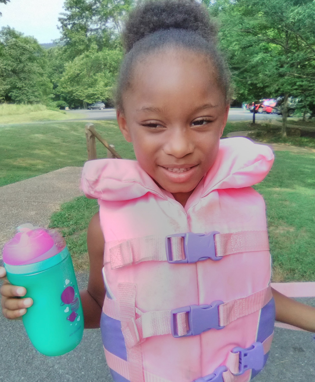 AMBER alert issued for 4-year-old Newport News girl