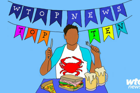 Voting is now open in the WTOP Top 10 Contest! Support your favorite local restaurants today!