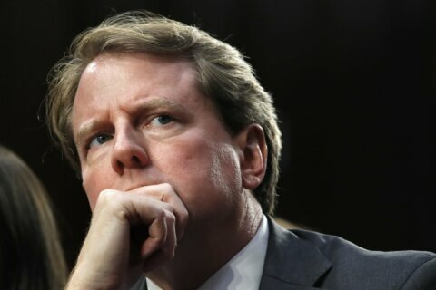 Appeals court revives House lawsuit for McGahn's testimony