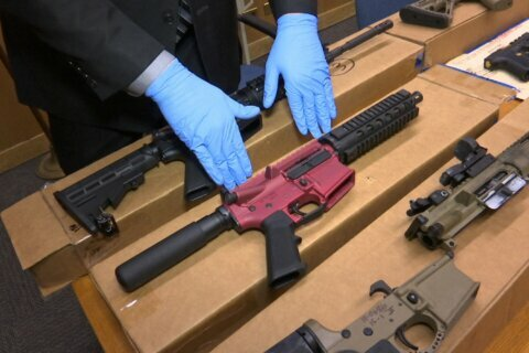 Maryland state, county lawmakers target ghost guns