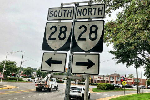 Widening of congested Va. Route 28 in Fairfax County set to begin