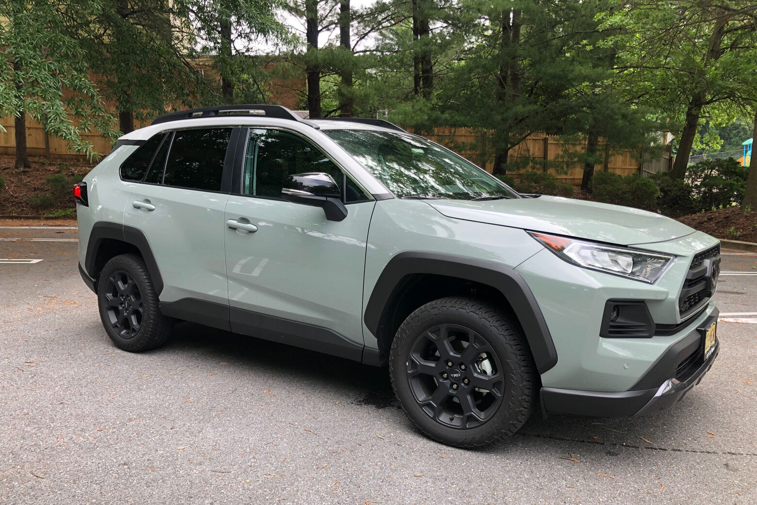 Car Review Toyota Toughens Up The Popular Rav4 With The New Trd Off Road Version Wtop