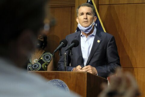 Northam's budget covers water projects, unemployment fund