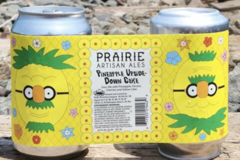 Beer of the Week: Prairie Pineapple Upside-Down Cake Sour Ale