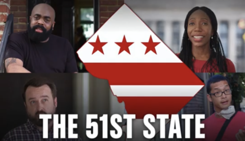 Arena Stage tackles DC statehood, racism in livestream '51st State' | WTOP