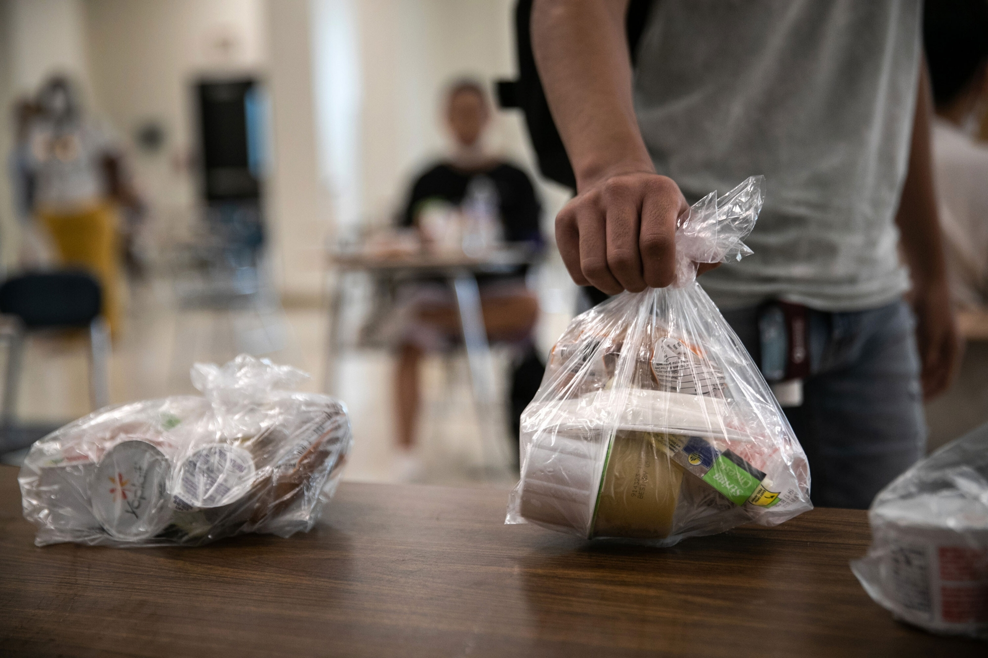Montgomery County Schools food distribution staffer tests positive...