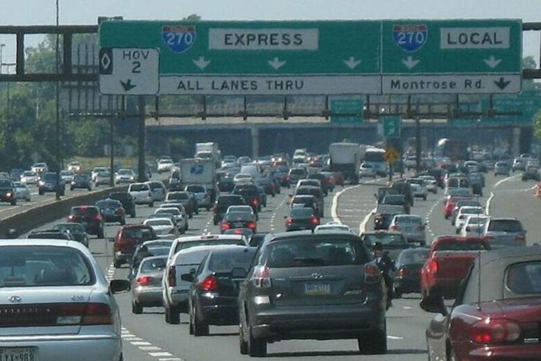 Planning agency rejects Hogan highway widening plan   WTOP