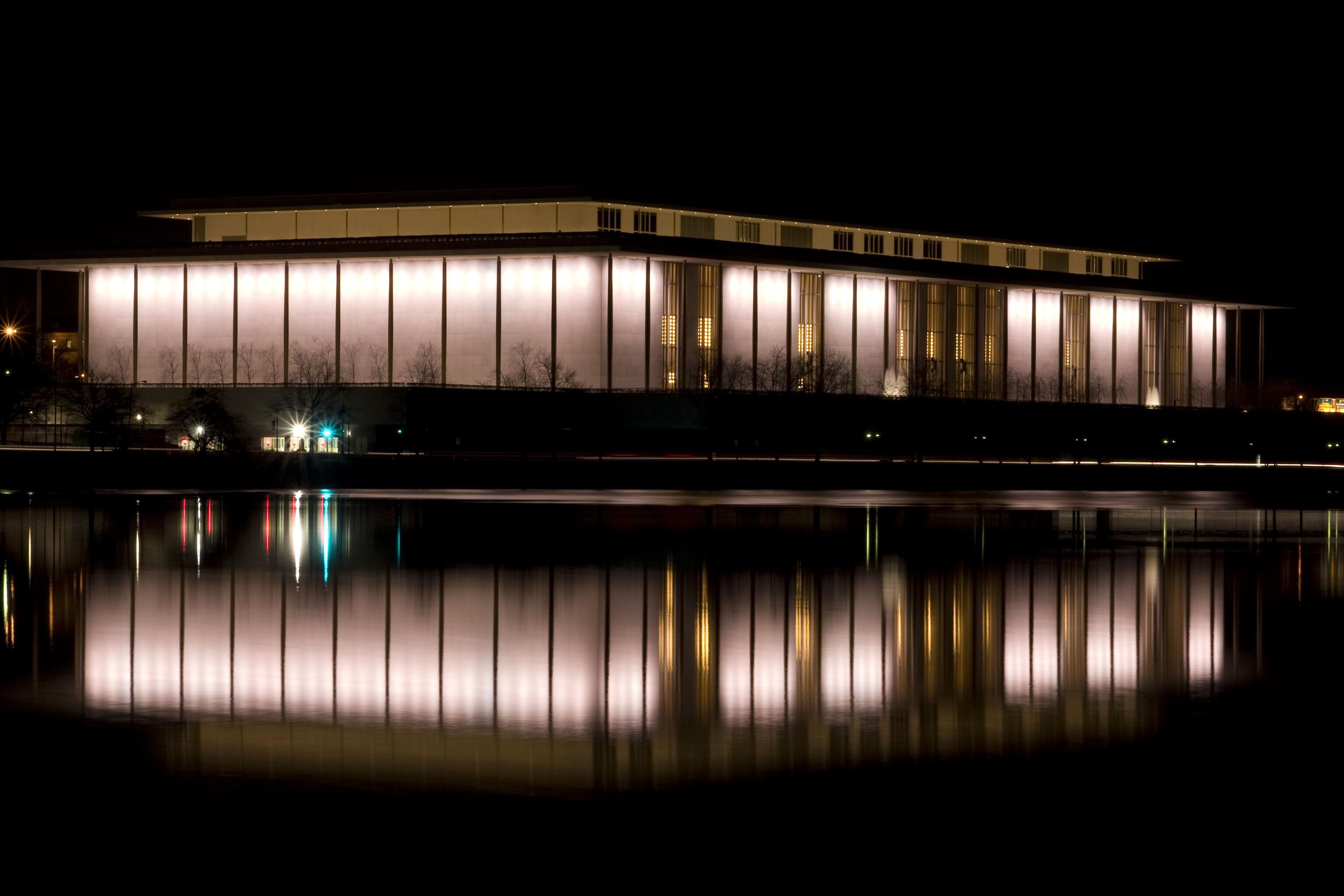 Kennedy Center cancels all performances through April 2021