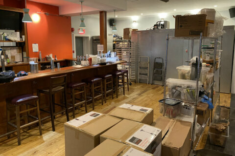 DC chefs band together to create new 'ghost' restaurant due to pandemic