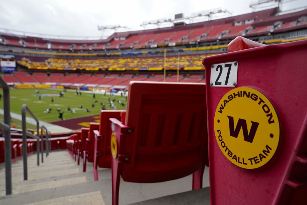 Washington Football Team Opens Fedex Field To Limited Number Of Fans Wtop