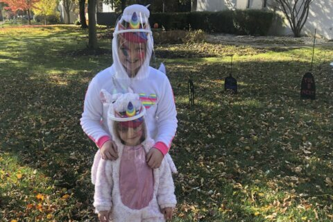 Health officials offer costume, candy tips for a safer Halloween