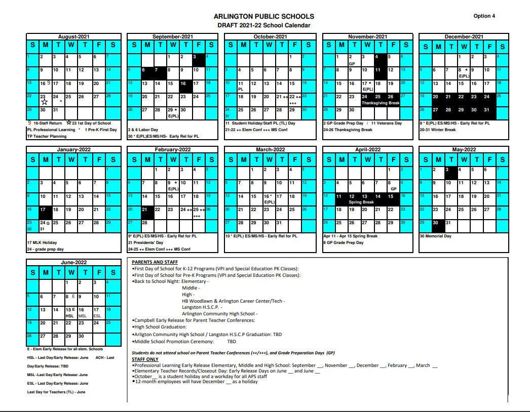 Arlington wants to add 4 religious holidays to school calendar | WTOP