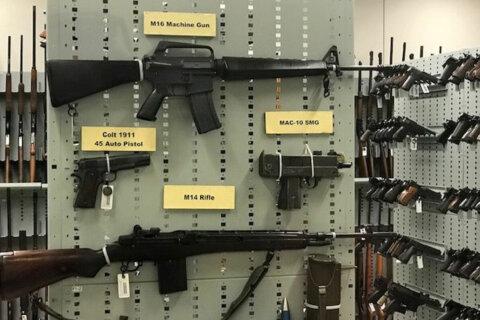 DC abruptly disbands crime lab's firearms unit