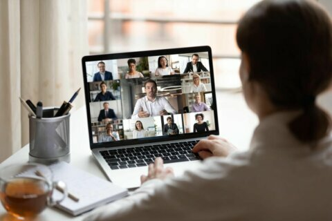 Are you suffering from video meeting fatigue?
