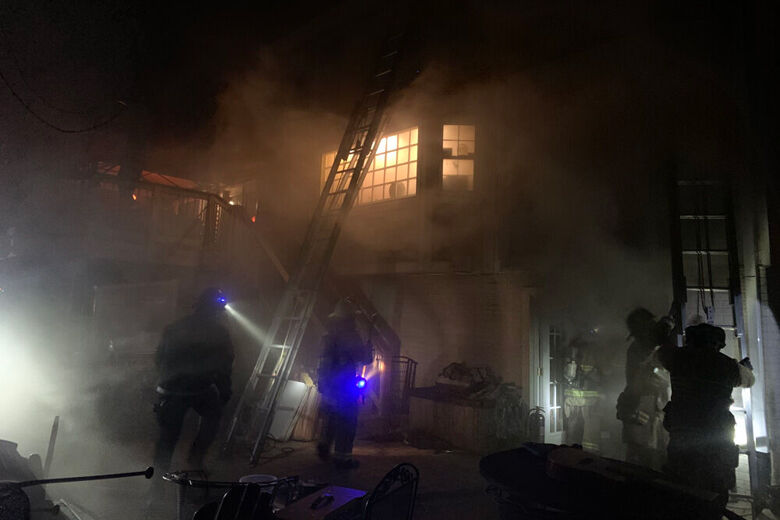 Basement fire in Centreville caused by malfunctioning furnace